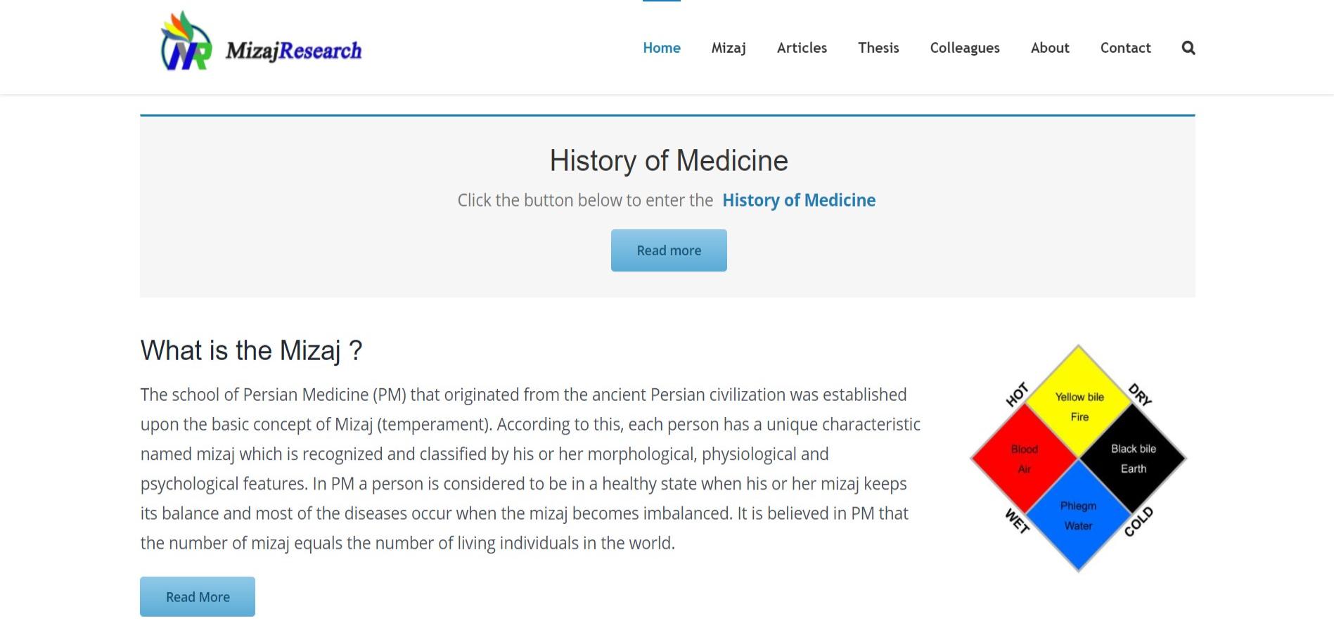 Mizaj_Research_Website